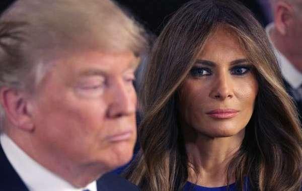 ترامب يلزم الصمت أمام ملاسنات بين زوجته الأولى والثانية
