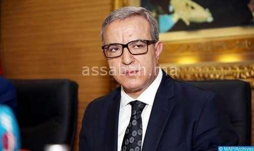 الكاتب العام لوزارة العدل في مجلس وزراء العدل العرب بالقاهرة