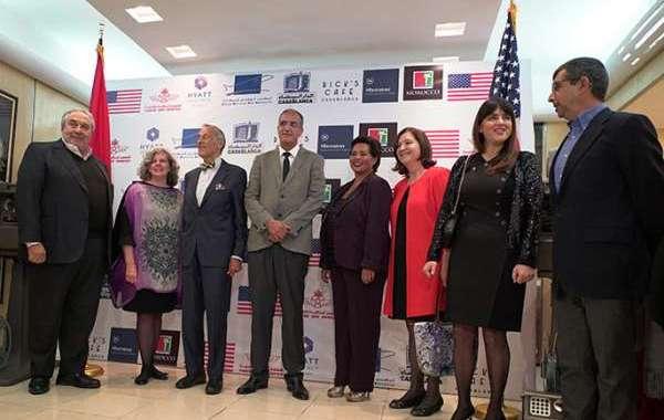 سفارة أمريكا تعرض كازابلانكا