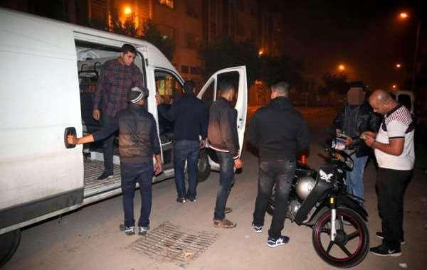 اعتداء على عناصر الشرطة