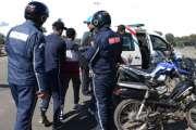 اعتقال نصاب باسم ضابط شرطة