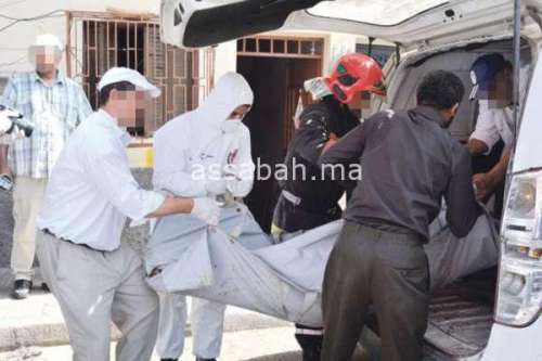 اعتقال حارس ليلي قتل زوجته الحامل