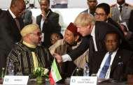 الملك يؤكد على ضرورة تخطي جمود عملية السلام بين فلسطين وإسرائيل