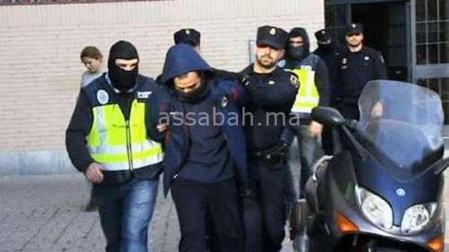بتنسيق بين المغرب وإسبانيا ... اعتقال داعشي بفيتوريا