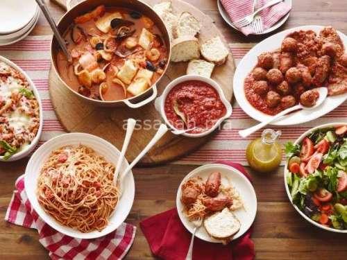 المغرب يستضيف أسبوع الطبخ الإيطالي