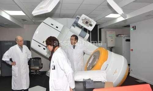 أحدث جهاز لفحص السرطان يصل البيضاء