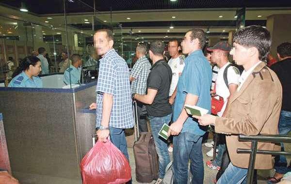 حقوقيون يطالبون بحل أزمة مغاربة ليبيا