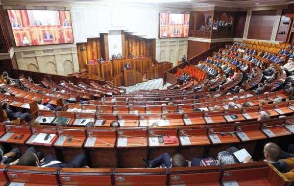 تباين المواقف بالبرلمان حول مشروع قانون مالية 2018