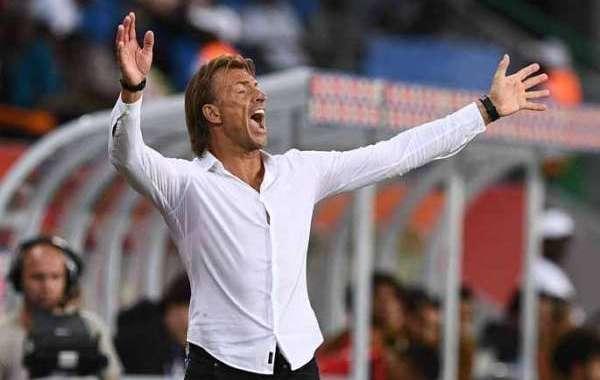 رونار: مباراة ناميبيا كانت صعبة