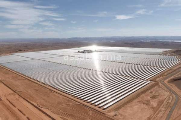 المغرب ينال جائزة  أفضل استراتيجية للدولة  في الطاقة المتجددة - جريدة الصباح