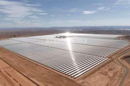مشاريع الطاقة الشمسية في خطر