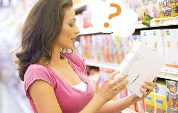 حساسية الطعام ... قراءة ملصقات المواد الغذائية