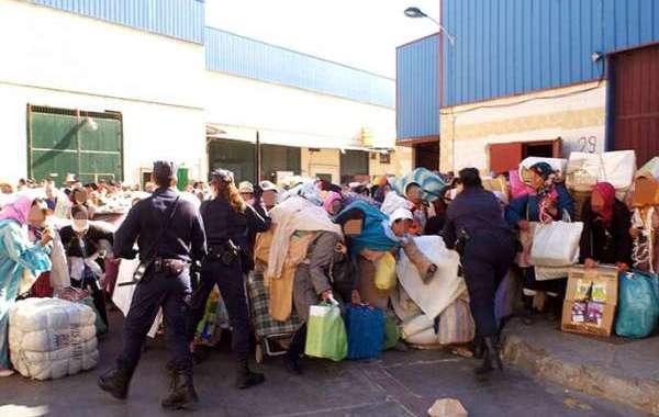 محاكمة مغربي هدد  الأمن الإسباني بالذبح