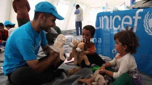 اليونسيف: 180 مليون طفل يعيشون في فقر شديد