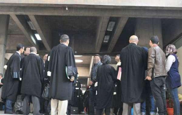 محامون يطالبون بولوج السلطة القضائية