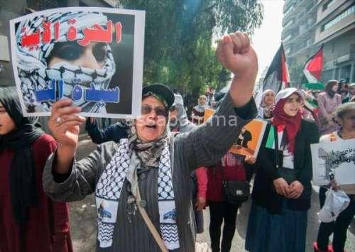 المغاربة يخرجون للشارع غضبا من ترامب