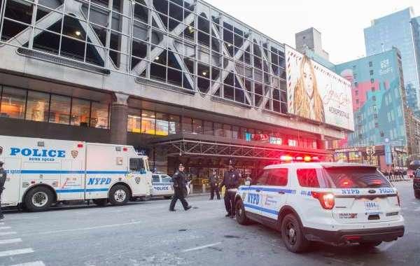 نيويورك تهتز على انفجار قنبلة