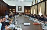 الملك يعين الوزراء الجدد في حكومة العثماني