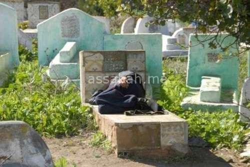 إهمال بمقبرة سيدي عياد بمكناس