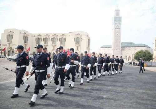 شروط الولوج إلى معهد الملكي الشرطة