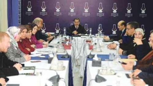 العثماني يحشد الدعم لقانون التعليم