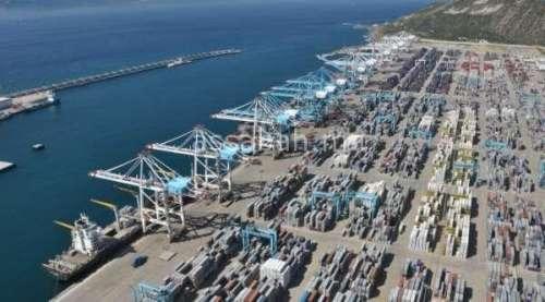 ميناء طنجة الأول إفريقيا بقائمة موانئ الحاويات