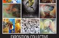 ثمانية رسامين في معرض جماعي