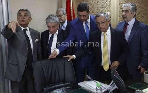 مجلس السلطة القضائية  يبت في المسؤوليات