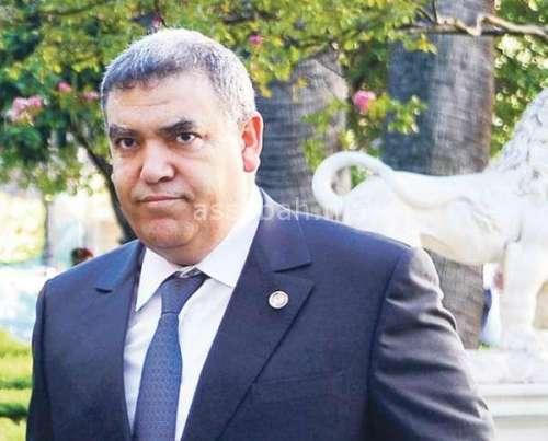 وزير الداخلية يستقبل رئيس
