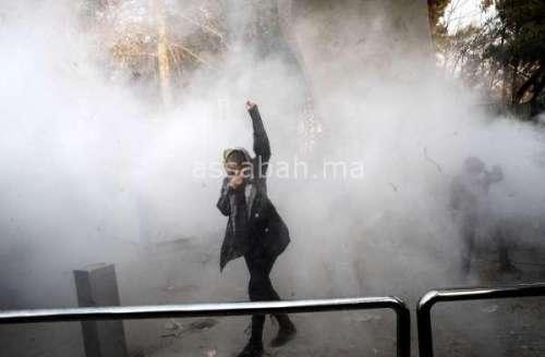 قتلى احتجاجات إيران يصلون إلى 22 شخصا