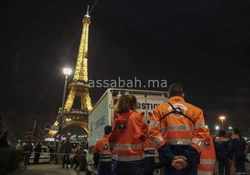 أعمال شغب دامية بباريس ليلة رأس السنة