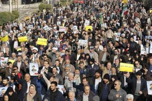 الحرس الثوري الإيراني: بفضل الشعب والأمن أخمدت الاضطرابات