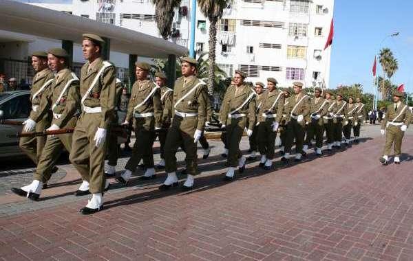 الحكومة تتدارس تطبيق مقتضيات النظام الأساسي الخاص بأفراد القوات المساعدة