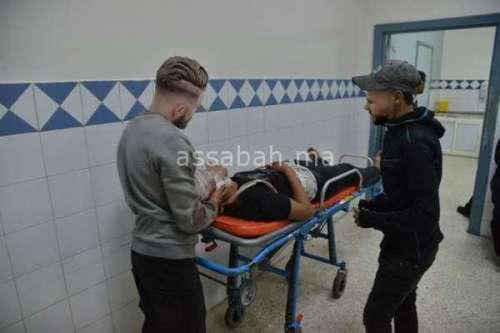 اعتداءات بمستشفى الجديدة
