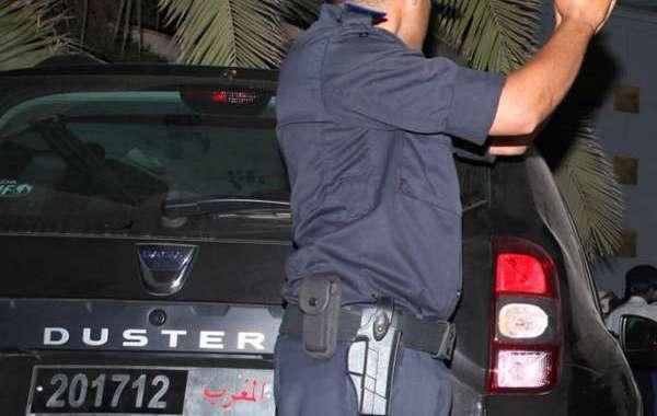 الدار البيضاء … اطلاق الرصاص لتحييد خطر مجموعة أشخاص حاولوا عرقلة عملية توقيف مشتبه فيه
