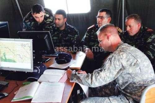 """الحرب الرقمية … الجيش يتسلم """"حقيبة"""" الأمن الإلكتروني RAIISSI"""