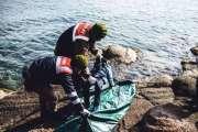 انتشال جثة إفريقي بسواحل طنجة