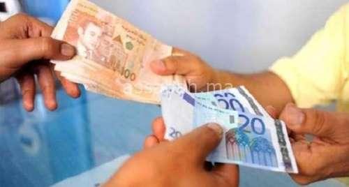بنك المغرب: الدرهم يرتفع مقارنة بالأورو