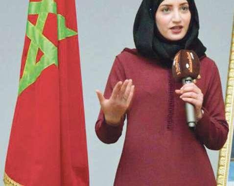 مغربيتان في مسابقة ملكة جمال المحجبات