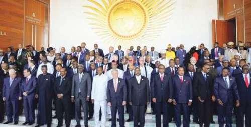 الاتحاد الإفريقي يفسد حسابات الجزائر