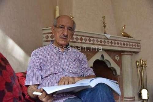 حمو الطالب ... شاعر أمازيغي بهم كوني