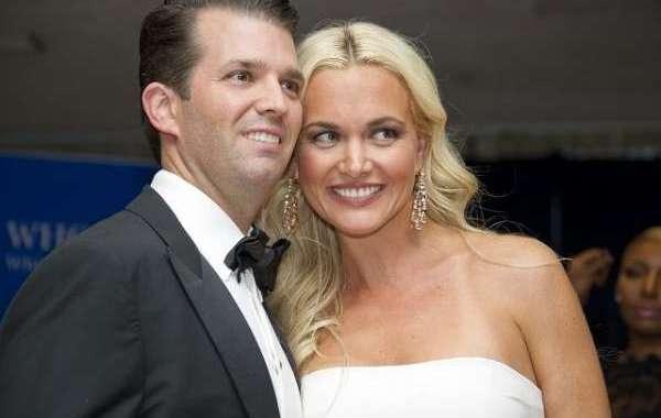 هجوم بمسحوق أبيض ينقل زوجة ابن ترامب للمستشفى