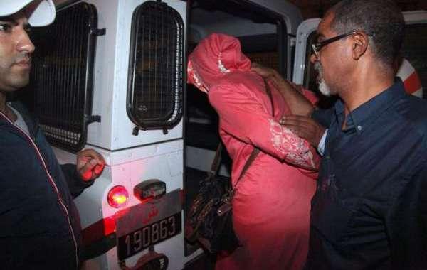 اعتقال مُلفقة تهمة لزوجها