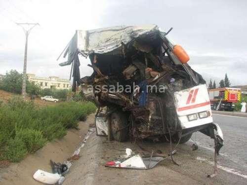 ضحايا جدد لحوادث السير بطنجة