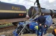 قطار يقتل 6 أشخاص بطنجة