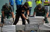 تفكيك شبكة دولية لتهريب المخدرات