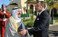 الملك يبارك العيد الوطني للكويت