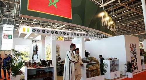 المغرب حاضر بقوة في المعرض الدولي للفلاحة بباريس