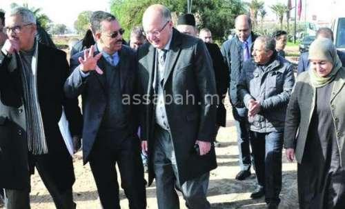 جهة مراكش آسفي مقبرة الاستثمار