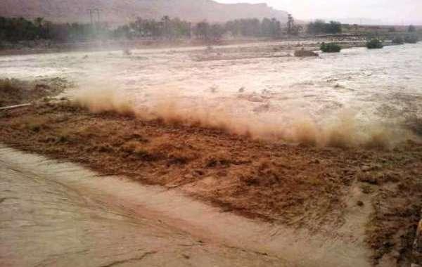 نشرة خاصة: زخات مطرية رعدية قوية بهذه الأقاليم